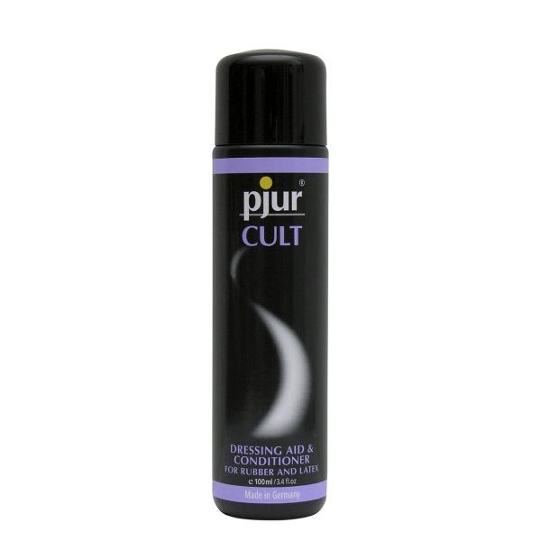 Pjur Cult - Latexpflege & -anziehhilfe