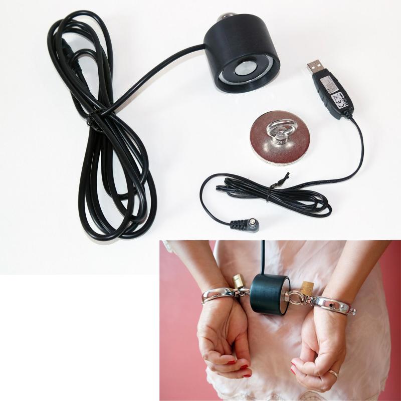 Magbound® - Das elektro-magnetische Zeitschloss