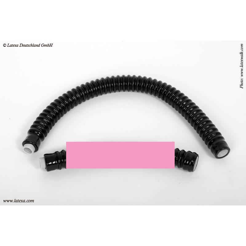 LATEXA - Latex-Schlauch mit Gewinde, 50 cm
