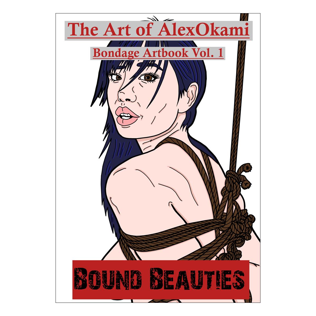Bondage Artbook Vol 1 von Alex Okami